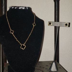 Marc by Marc Jacobs Earring & Necklace set